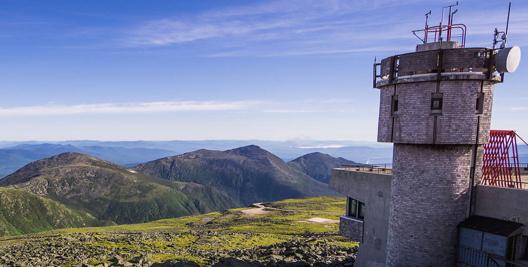 White Mountains: Mount Washington Observatory