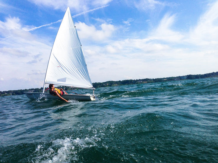 Sea Island Sailing