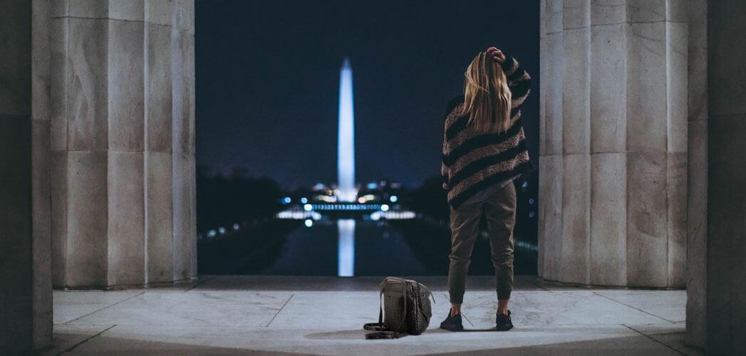 Exploring Washington DC National Mall