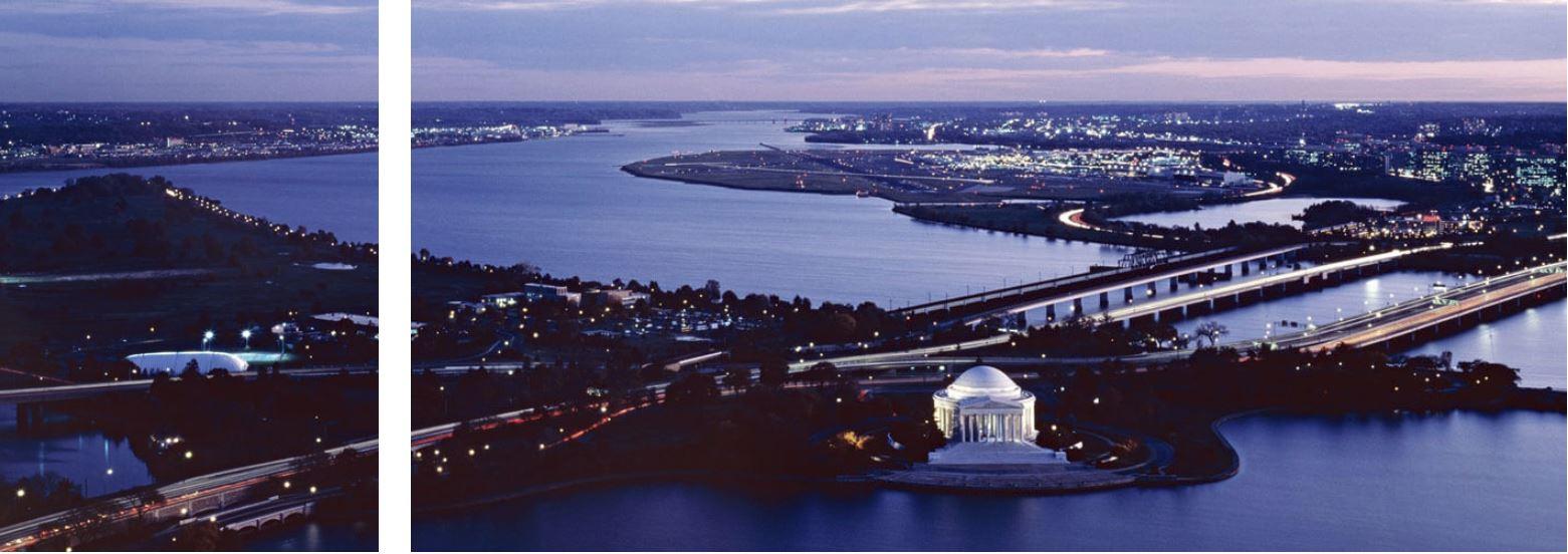 Washington DC Potomac River