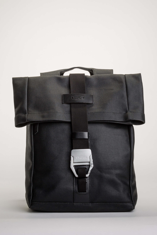 top 10 fashion backpacks brooks islington total black
