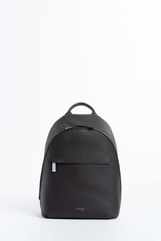 top 10 fashion backpacks lipault lipault plume elegance round backpack black
