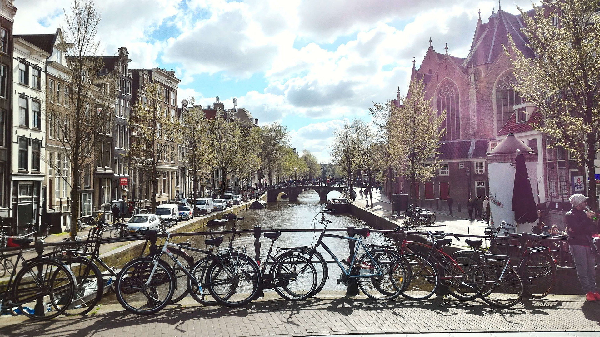 """Amsterdam<br><span class=""""title-sm"""">Venice of the North</span>"""