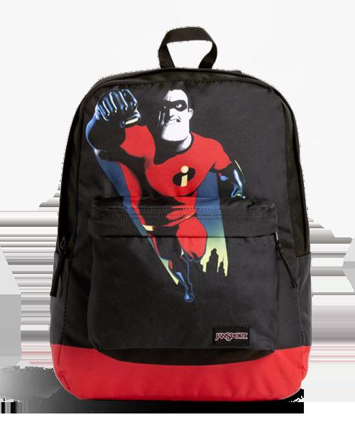 Disney Pixar JanSport Incredibles 2 High Stakes Backpack