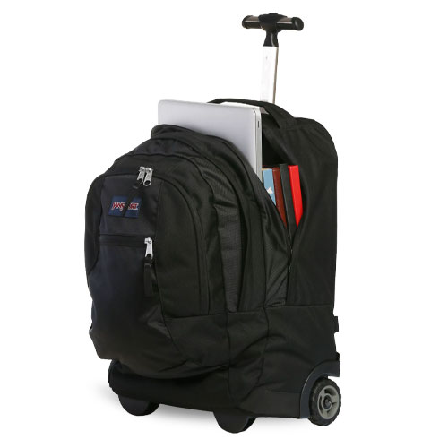 JanSport Driver 8 Backpack - Black