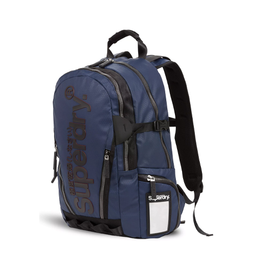 Superdry Tarp Backpack - Dark Navy