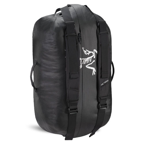 Arcteryx Carrier 40 Duffel Bag - Black