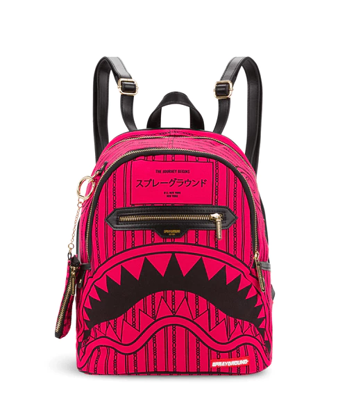 Sprayground Reverse Sharks in Paris Savage Backpack
