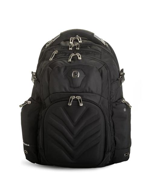 Swissgear 5709 ScanSmart Laptop Backpack - Black